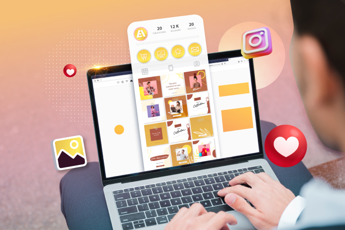 estrategia de marketing y publicidad en instagram